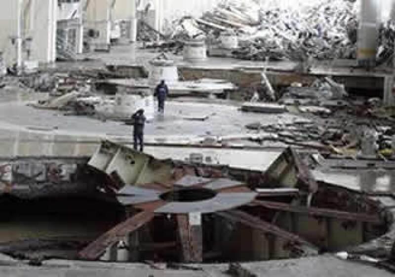 La presa Sayano-Shushenskaya en Rusia sufrió la explosión de un transformador. (Foto: Cortesía Reuters)