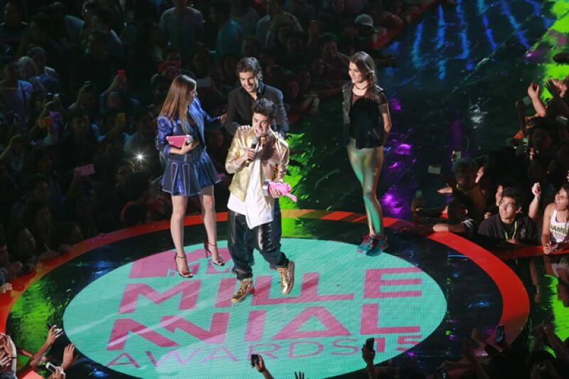 Mario Bautista, uno de los favoritos de los fans.