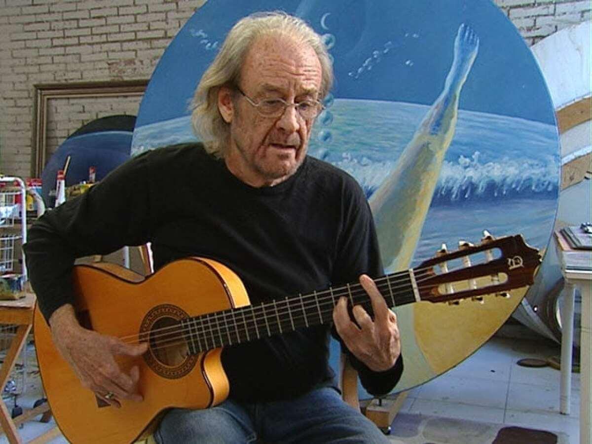 Muere Luis Eduardo Aute, referente de la música española, a los 76 años