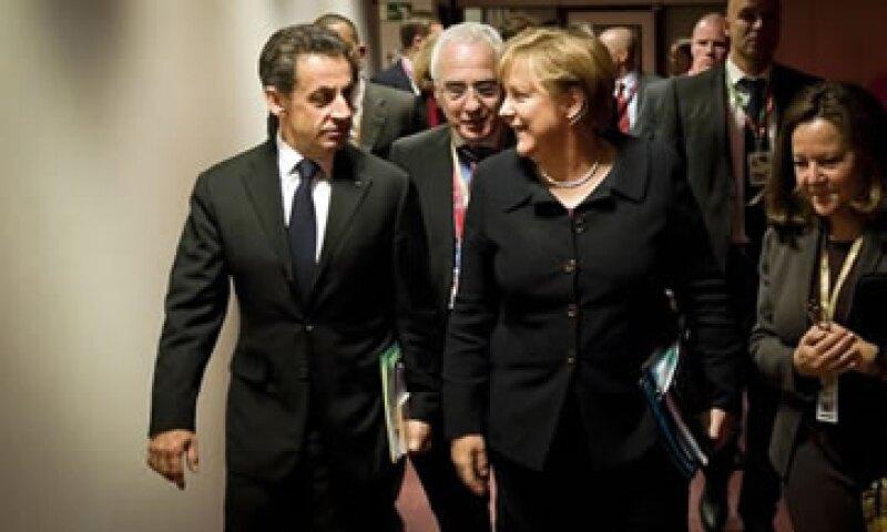 Alemania y Francia apoyan una mayor integración a nivel fiscal entre los miembros de la Unión Europea. (Foto: Reuters)