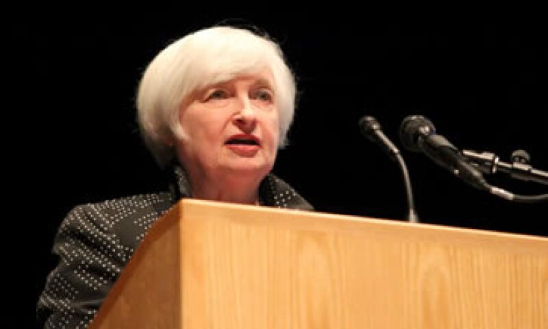 Yellen dijo esperar que EU sea lo suficientemente sólido como para lograr el máximo empleo. (Foto: Reuters)