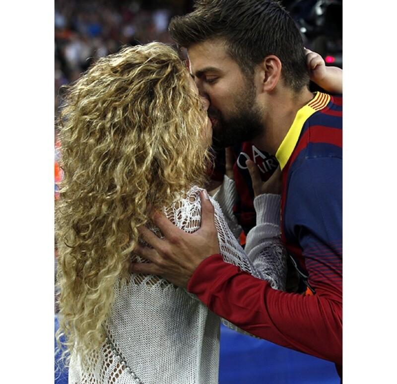 Shakira se siente agradecida por todo lo que ha traído Piqué a su vida.