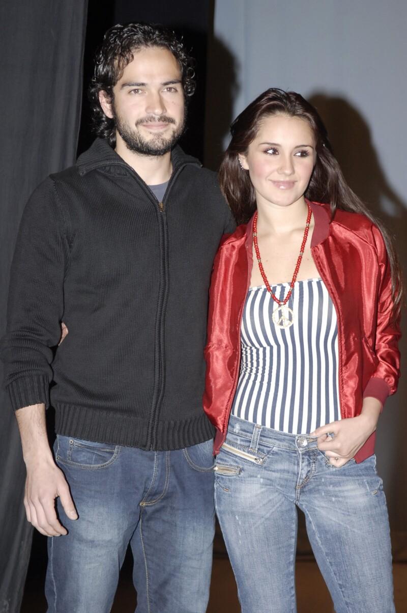 Poncho Herrera y Dulce María