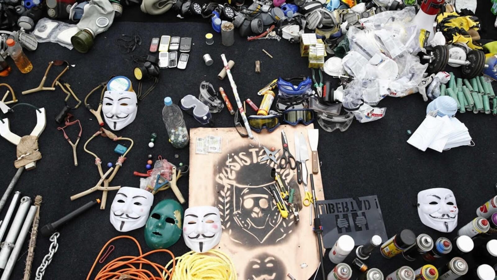 desalojo manifestantes Venezuela