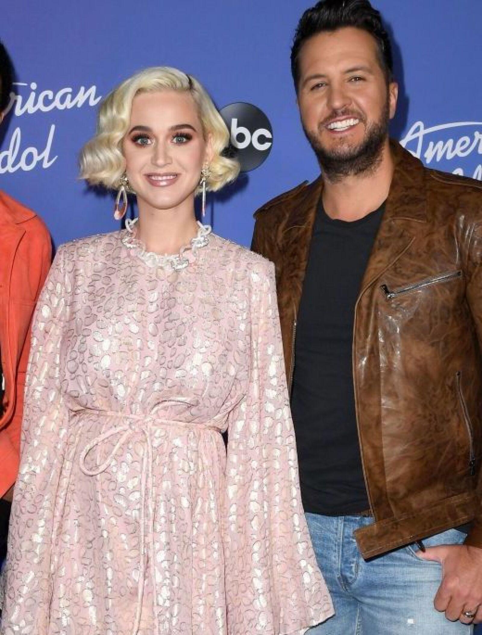 Katy Perry y Luke Bryan