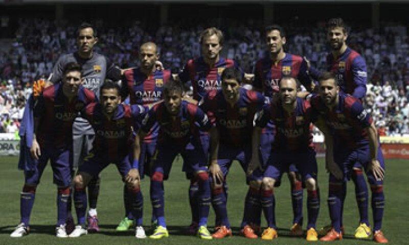 La huelga dejaría en suspenso el final de la Liga, en la que Barcelona es el líder del torneo. (Foto: Getty Images )