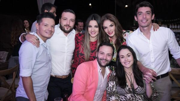 Boda de Adriana Louvier y y Guto Salas