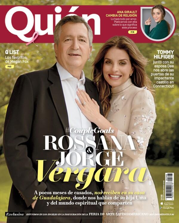 #CoupleGoals Rossana y Jorge Vergara