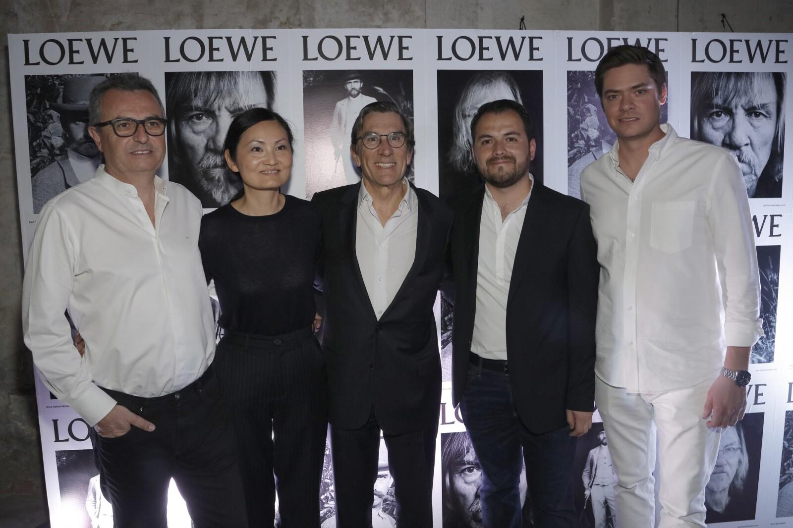 relanzamiento de Loewe