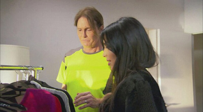 El especial del polémico ex atleta se estrenó ayer en el reality show, en el que habla abiertamente sobre su transición con su familia.