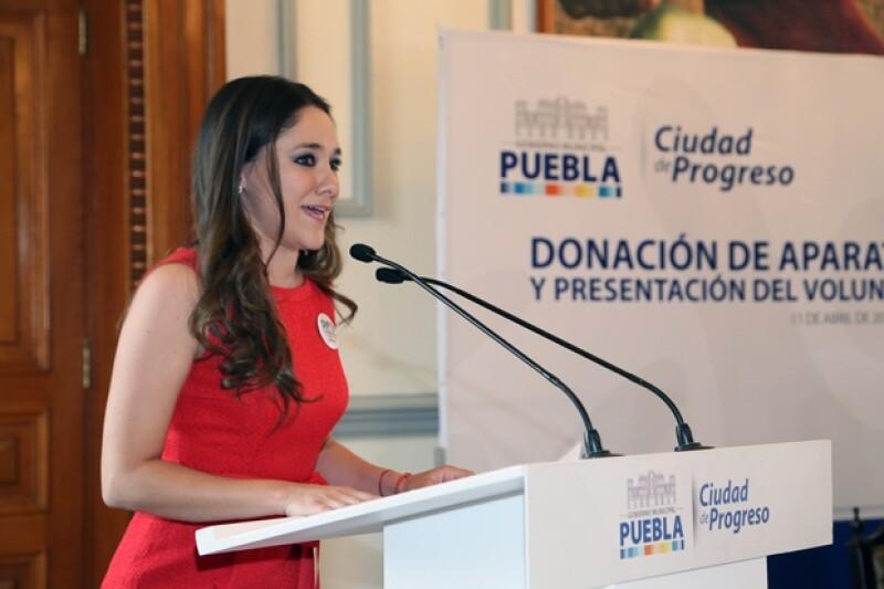 La actriz ha comenzado a involucrarse en programas de desarrollo social, impulsada por su esposo.