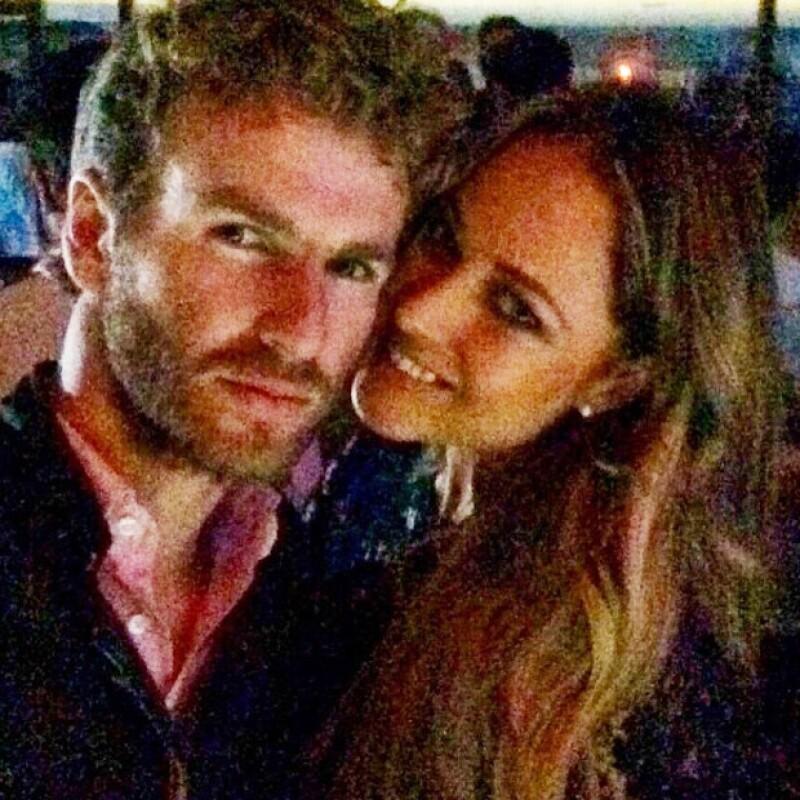 Tras confirmar su romance con el torero Octavio &#39El Payo&#39 García, la presentadora de TV compartió en Instagram su primera fotografía de los dos juntos, aunque unas horas después la borró.