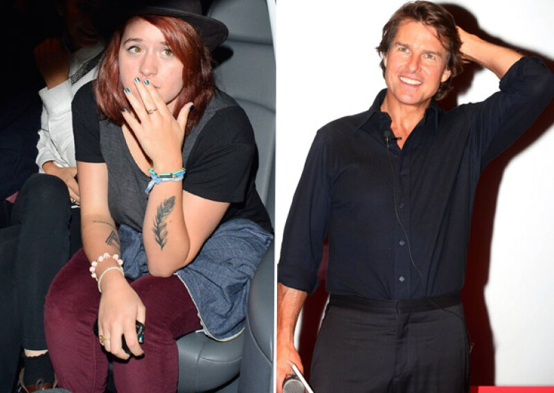El actor no estaba entre los invitados a la discreta ceremonia durante la que su hija Isabella Cruise contrajo matrimonio con Max Parker el pasado 18 de septiembre.