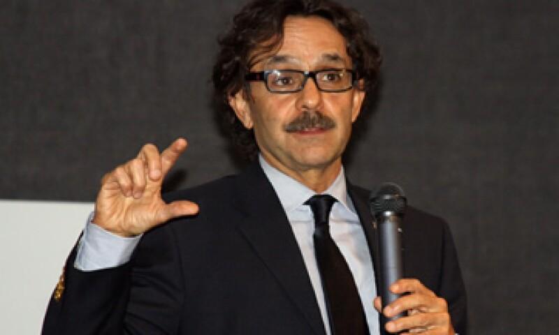 Gabriel Quadri propone que la secretaría de la Función Pública sea autónoma, y eliminar los subsidios a la gasolina. (Foto: Notimex)