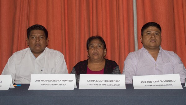 Familia Mariano Abarca