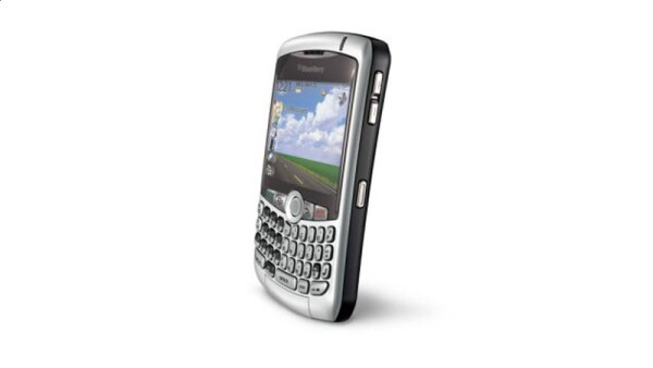 Blackberry Curve 8300 (Foto: Blackberry)