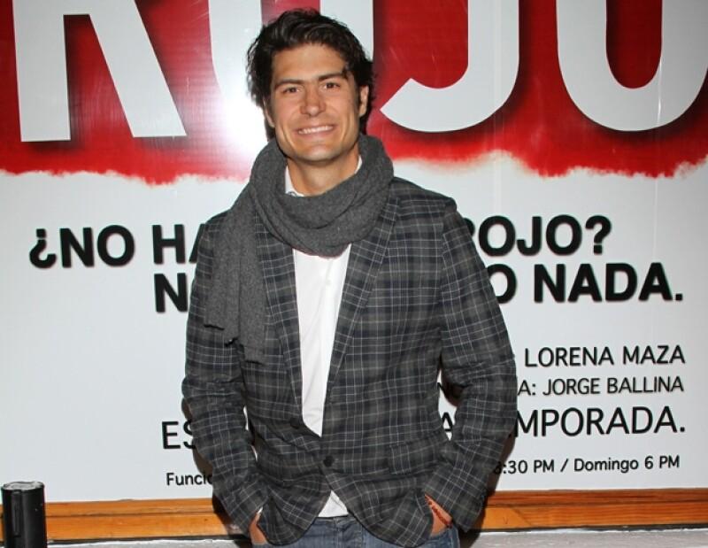 Después de cuatro años de matrimonio con Ximena Herrera la pareja tomó la decisión de divorciarse y el actor comparte con Quién.com su sentir al respecto.