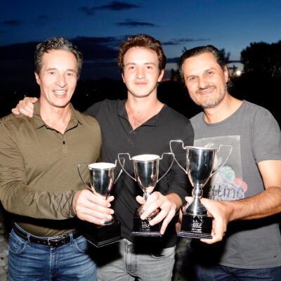 Ganadores Torneo de Golf Grupo Cinco M