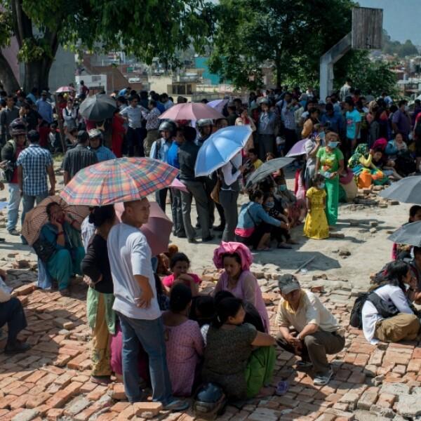 nepal india sismo