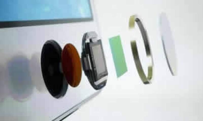 Los actuales modelos de Apple, el 5S y el 5C, tienen una pantalla de 4 pulgadas. (Foto: Especial)