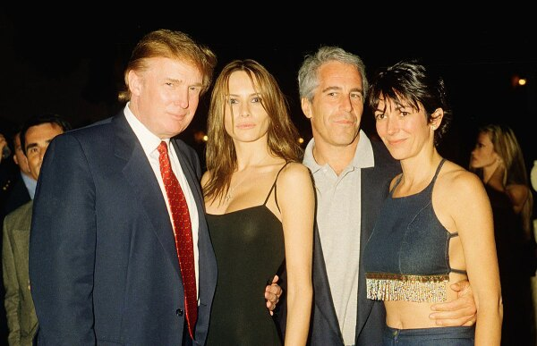 donald-trump-Jeffrey-Epstein