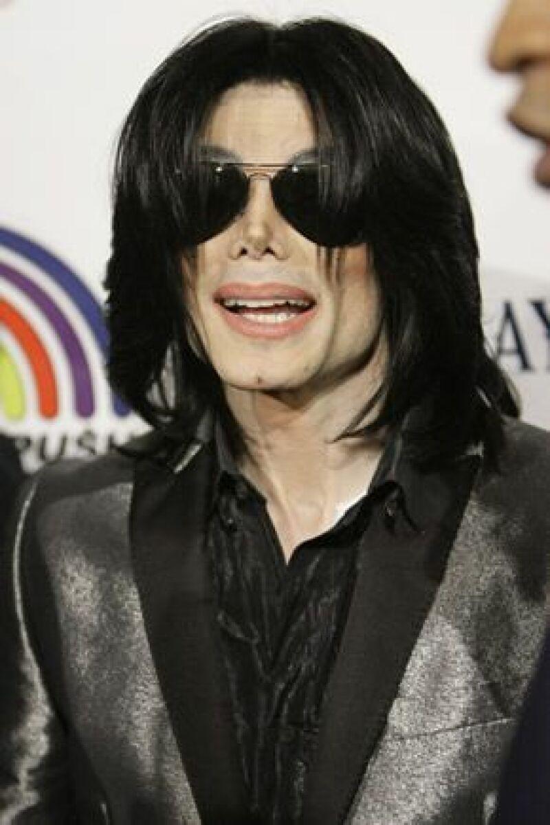 Los briefs se usaron como evidencia cuando el cantante fue acusado de abusar de un menor.