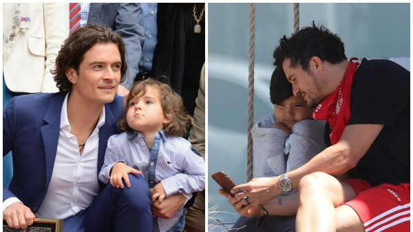 Orlando y Flynn Bloom