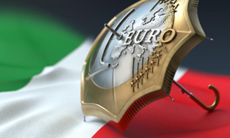 La economía italiana está cayendo aún más en recesión y las metas de las finanzas públicas han comenzado a incumplirse. (Foto: Getty Images)