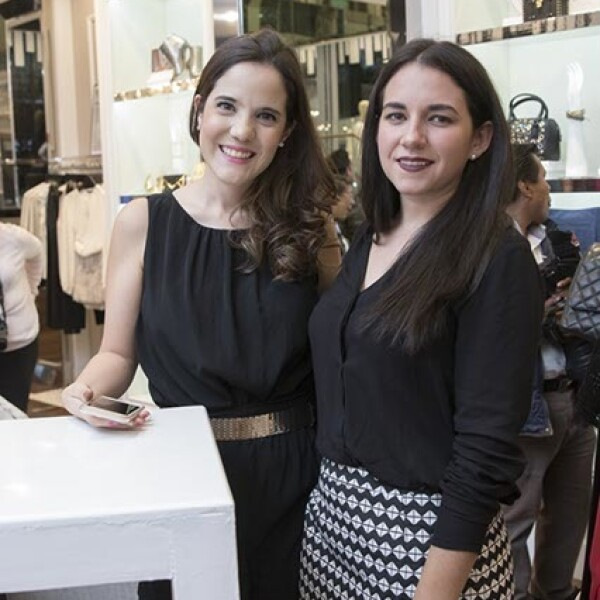 Estela Gordillo y Mariana Quindas