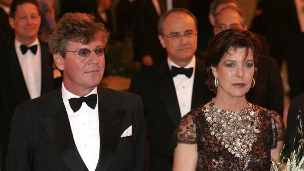 Príncipe Ernesto de Hannover y Carolina de Mónaco