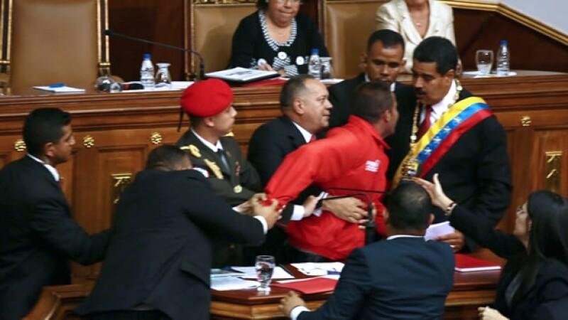 venezuela, presidente, protesta