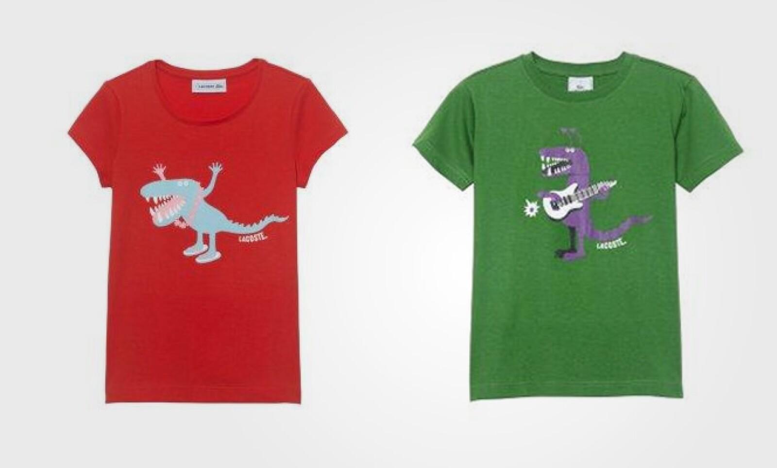 Estas piezas ya están disponibles en las boutiques y puntos de venta de Lacoste en territorio nacional.