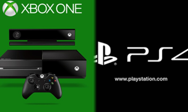 Ambas consolas saldrán a la venta al público a finales de este 2013. (Foto: Especial)