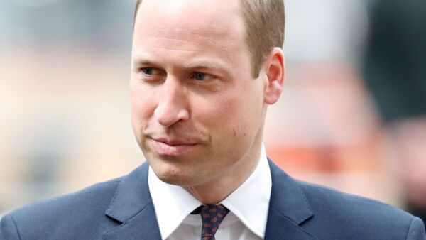 The Duke Of Cambridge Attends Service That Recognises Fifty Years Of Continuous At Sea Deterrent