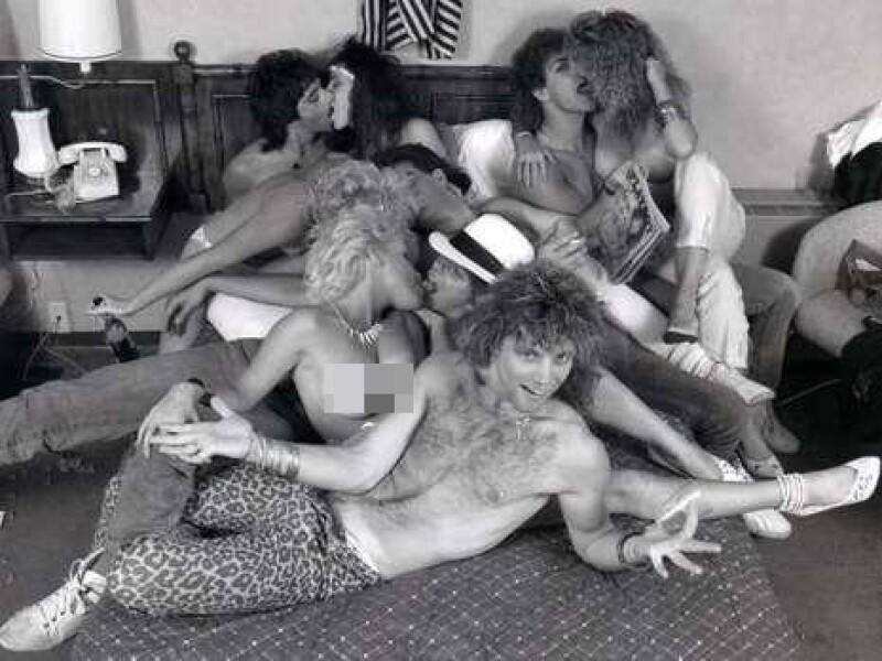 Bon Jovi y y fans