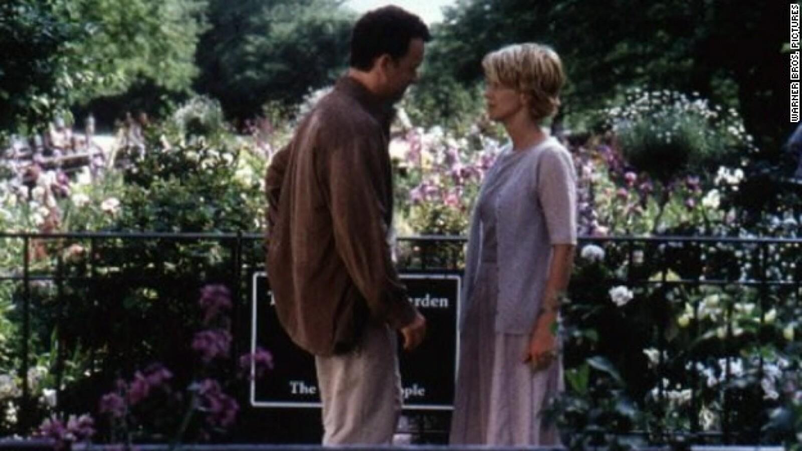 Meg Ryan y Tom Hanks