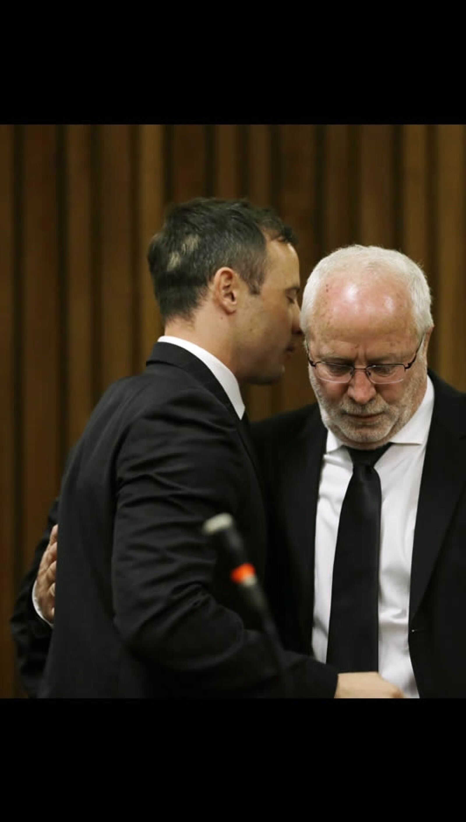 Oscar Pistorius padre