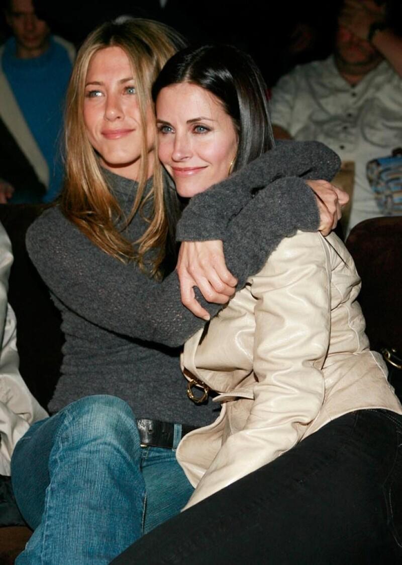 """Por su papel de """"Rachel Green"""", Jennifer ha estado nominada en varias ocasiones al Emmy."""