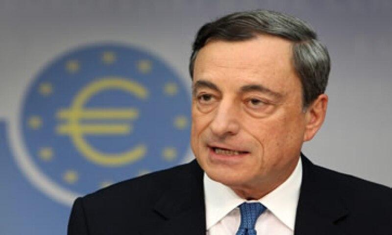 La compra de deuda del BCE será de marzo próximo a septiembre de 2016. (Foto: iStock by Getty Images. )