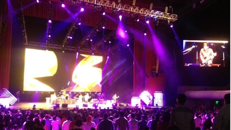 concierto cruzada auditorio nacional