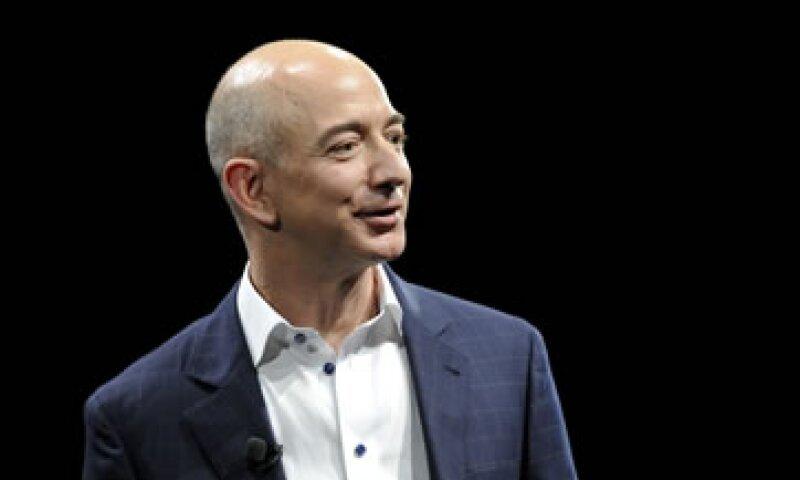 Jeff Bezos, de 49 años, es el fundador y director ejecutivo de Amazon. (Foto: Reuters)