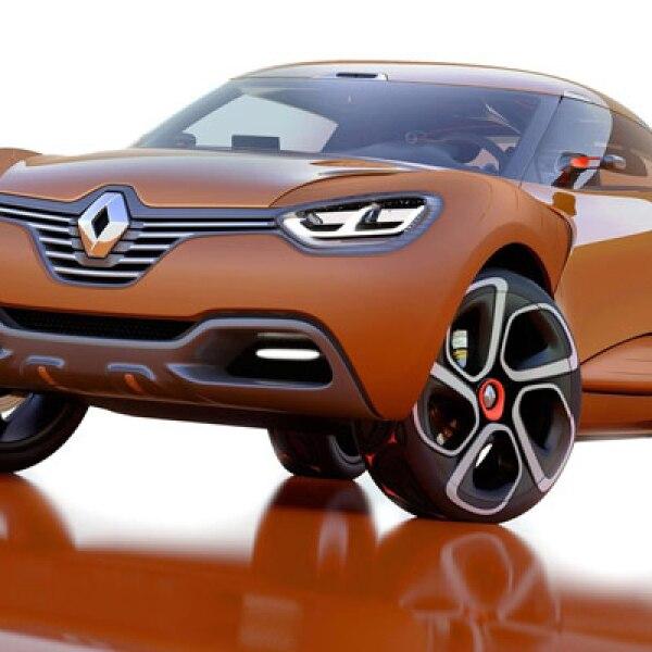 La nueva SUV de la firma francesa será exhibida formalmente en el AutoShow de Chicago que inicia este sábado.