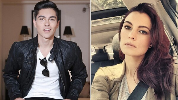 Sergio Mayer Mori espera un hijo con la brasileña Natália Subtil.