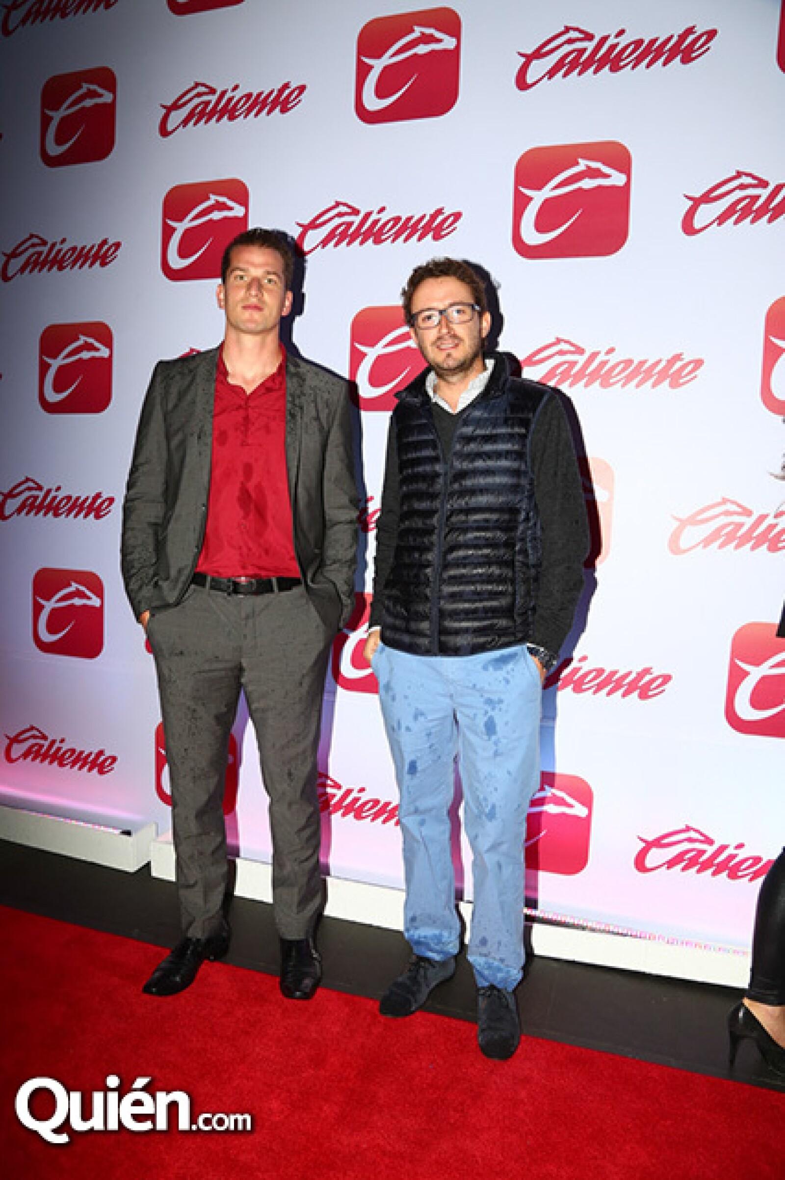 Carlos Sutter y David Marrodán