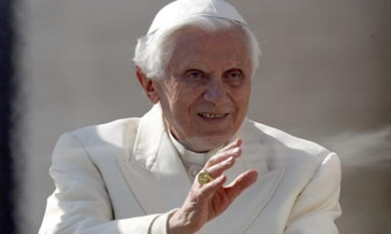 La visita del Papa Benedicto XVI generaría la llegada de 539,467 visitantes a Guanajuato. (Foto: AP)