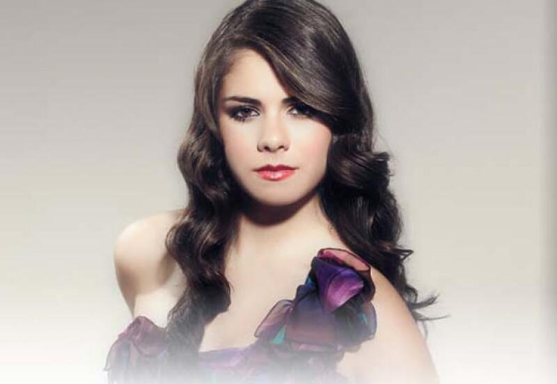 Paulina Peña Pretelini fue una de las 10 niñas más guapas de la revista Quién.