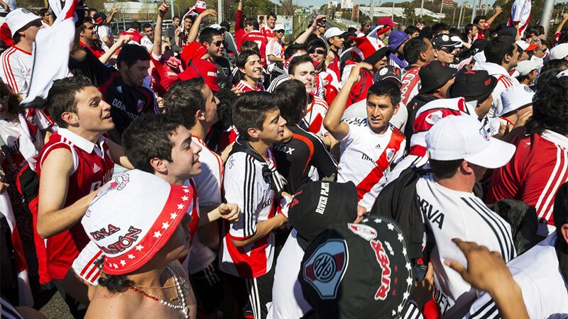 Hinchas River Plate