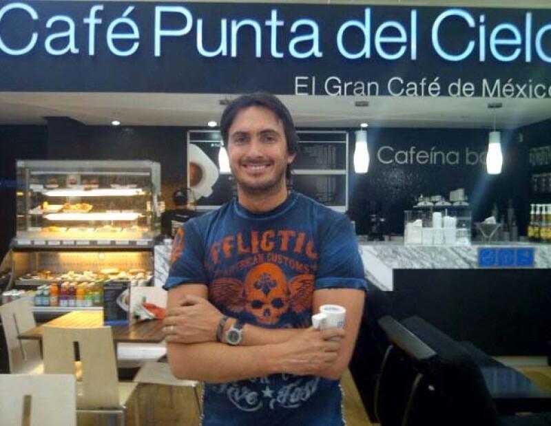 Pablo González Cid.