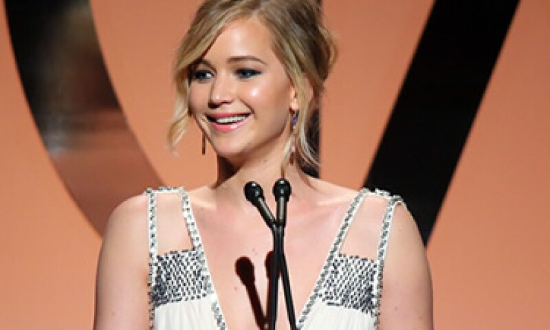 Jennifer Lawrence tiene una fortuna valuada en 53.9 millones de dólares. (Foto: Getty Images )