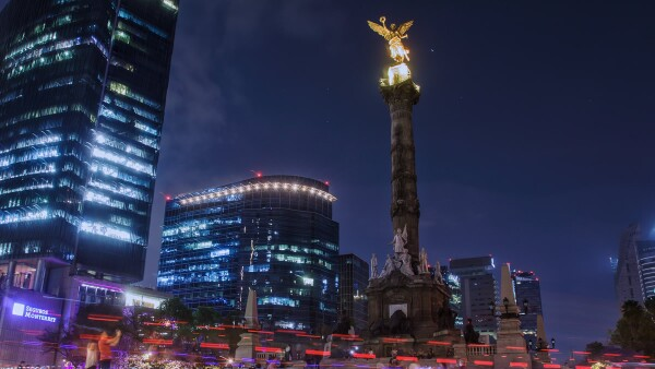 Ángel de la Independendencia